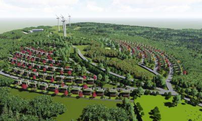 Genç'ten 'Ekolojik Köy' projesi