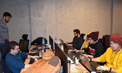 Samsun Teknopark Global Game Jam'e Ev Sahipliği Yaptı