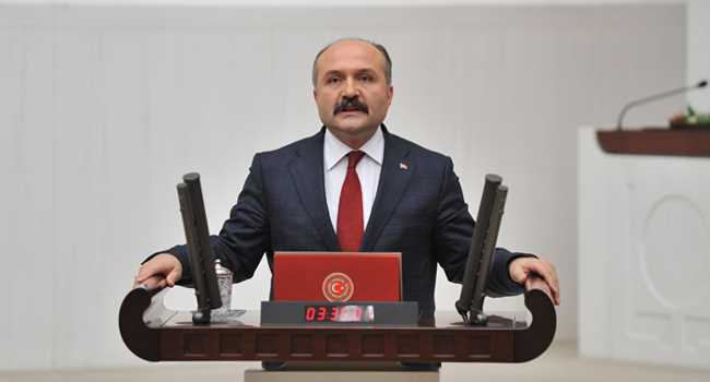 Milletvekili Erhan Usta'nın yeni partisi