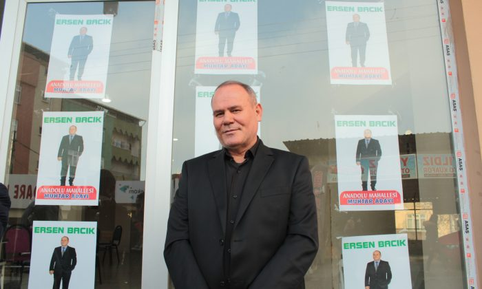 Ersen Bacık Anadolu Mahallesi Muhtar Adaylığını Açıkladı!