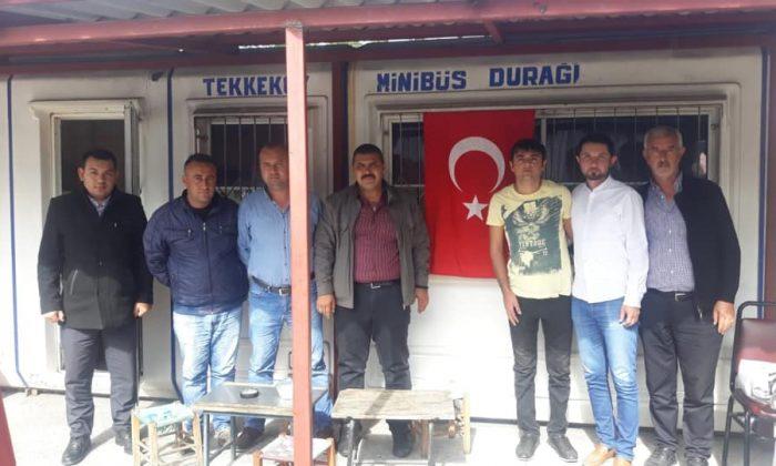 Tekkeköy esnafından Barış Pınarı Harekatı'na tam destek