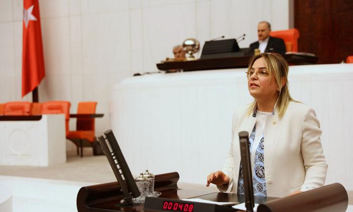 Neslihan Hancıoğlu; Devlet işsiz olanlara sahip çıkmalı