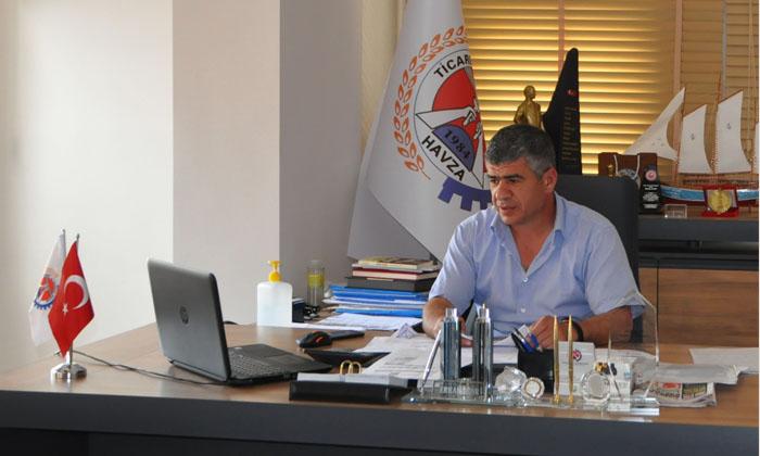 Havza TSO Başkanı Erkan Acar 500 Kişilik Dev Ekonomi Buluşmasına Katıldı