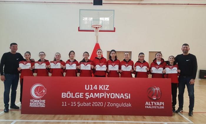 Anadolu şampiyonasına adlarını yazdırdılar