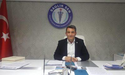 Sağlık Sen Samsun Şube Başkanı İlyas Biçer:Sağlık çalışanlarımızın bütün ihtiyaçlarının yakın takipçisiyiz!
