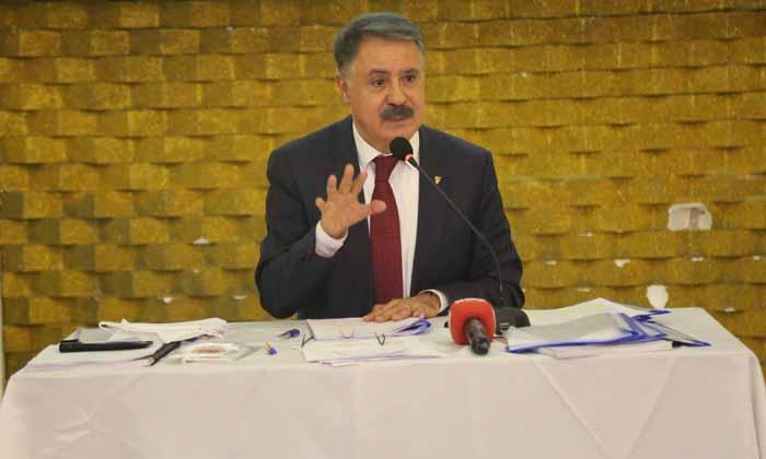 Cemil Deveci; Atakum Belediye Meclisi'nde Gıda Bankası için önemli adım