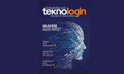 Samsun Merkezli Teknologin Dergisinin ilk sayısı okuyucularıyla buluştu