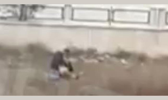 Samsun'da hastane yanında boş arazide fuhuş