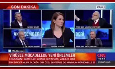 Samsun'u Ayağa Kaldıran Profesör Pardon Dedi