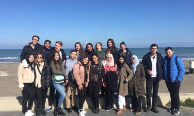 Erasmus'lu gençlere samsun tanıtıldı