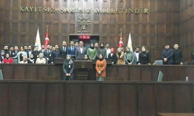 ÜNİAK Ankara'da