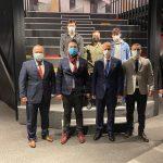 Başkan Karapıçak girişimcileri ziyaret etti