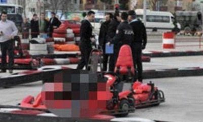Samsun'da akıl almaz kaza