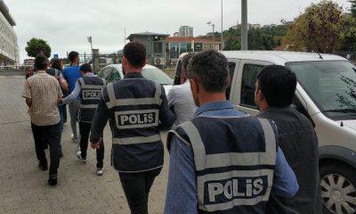 Kaçak silah ticaretinden 16 kişi gözlatına alındı