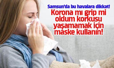Samsun İl Sağlık Müdürü Oruç'tan kış uyarısı
