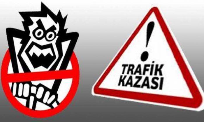 Samsun'da Meydana Gelen Kazalarda Bilanço Ağır Oldu!