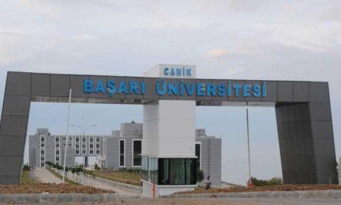 Samsun Canik Başarı Üniversitesi'de Rektör ve Yönetimi Görevden Alındı