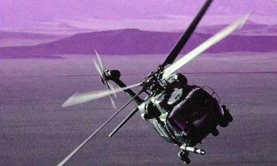 Askeri Helikopter Düştü Şehit ve Yaralılar Var!