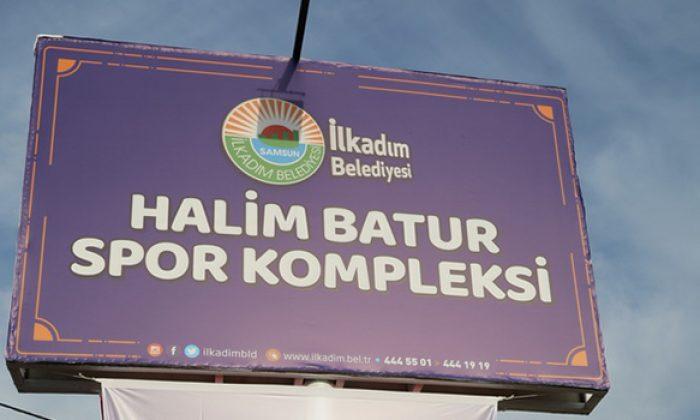 Halim Batur Kulüpler arası futbol turnuvası başlıyor