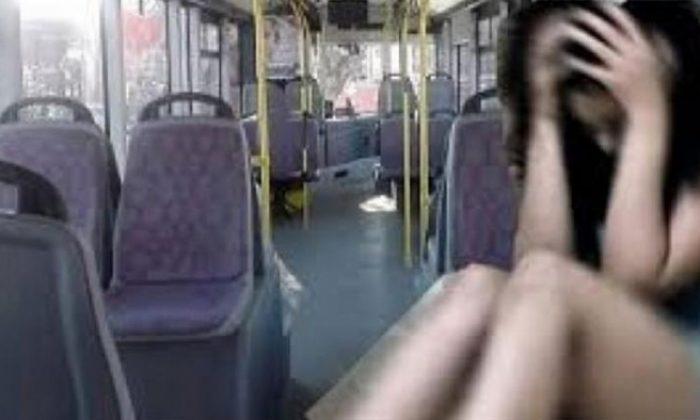 Halk otobüsünde tecavüz dehşeti!