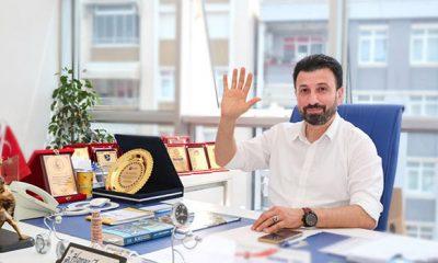 Canik Belediyesi Başkan Yardımcısı Hamza Aygün Kırıkkale Milli Eğitim Şube Müdürlüğüne atandı