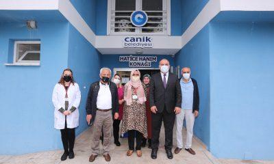 Canik'te Hanım Konağı eğitim faaliyetine başladı