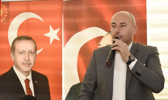 Tekkeköy Ak Parti Belediye Başkan Adayı Hasan Togar