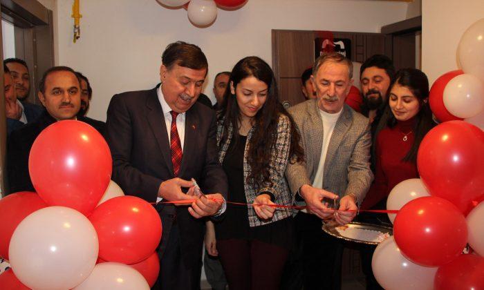 Havza'da özel diş muayenehanesi açıldı