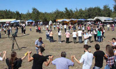 Havza'da 5. Dikilitaş Kültür Festivali gerçekleştirildi