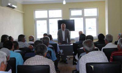 AK Parti Havza İlçe Danışma Kurulu Toplantısı yapıldı