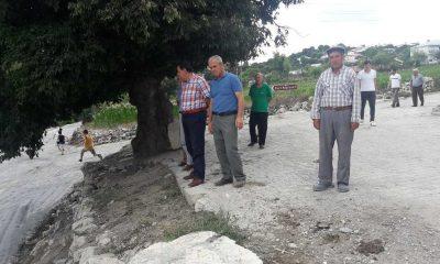 Başkan İkiz Kayabaşı Mahallesini ziyaret etti