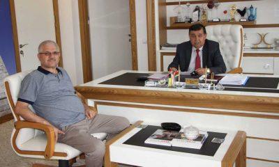 Turan Güney'den İkiz'e ziyaret