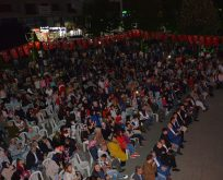 Havza'da demokrasi nöbeti