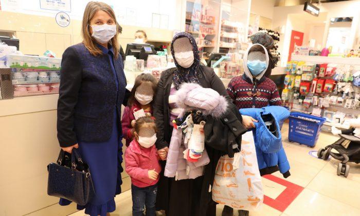 Hayırsever vatandaşlar yardım için Kadın Koordinasyon Merkezi'ni seçti