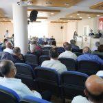 Vali Dağlı: 'Atakum genç nüfusuyla bizim için önemli'