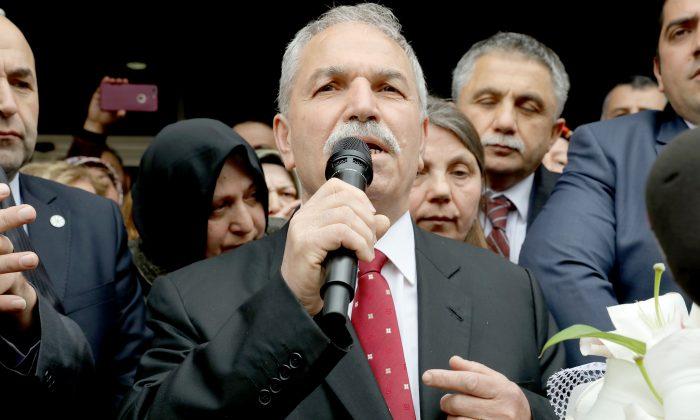 Necattin Demirtaş: Siyasi kimliğimi çıkardım herkesin başkanı olacağım