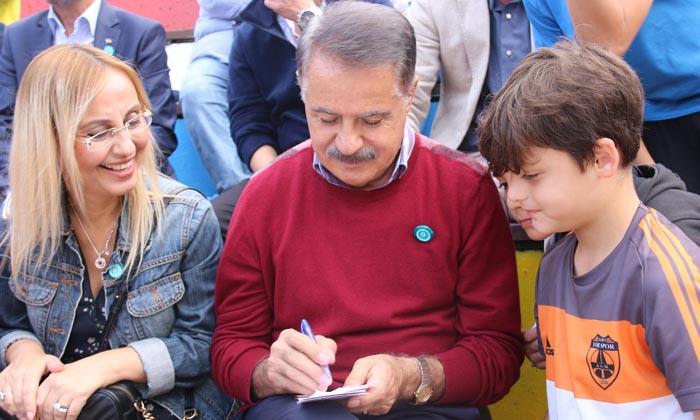 Atakum Belediye Başkanı Cemil Deveci'nin yeni yıl mesajı