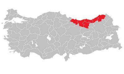 İşte Doğu Karadeniz'de il il corona virüsten vefat edenlerin sayısı