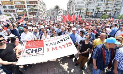 CHP 1 Mayıs'ta meydanalara davet ediyor