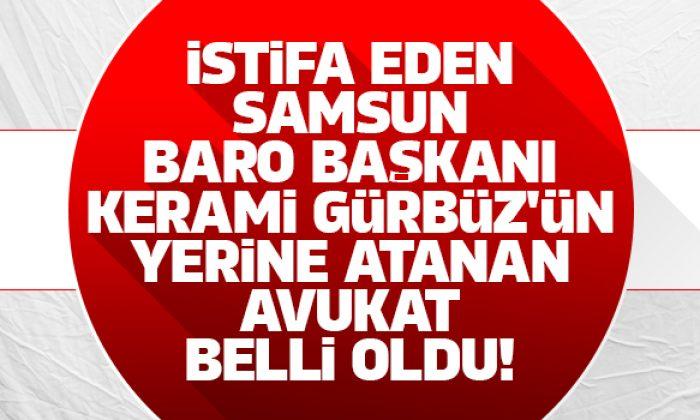 Samsun Baro Başkanlığı'na Av. Pınar Gürsel Yıldıran atandı