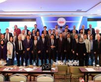 İkiz, Jeotermal Kaynaklı Belediyeler Birliği Meclis Toplantısına katıldı