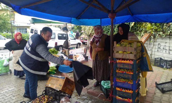Başkan Demirtaş: İlçemizi örnek pazar yerlerine sahip ilçe haline getireceğiz