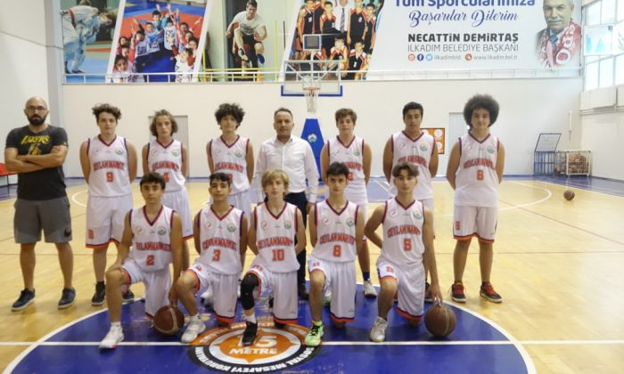 İlkadım Basket Takımı yeni sezon hazırlıklarına başladı