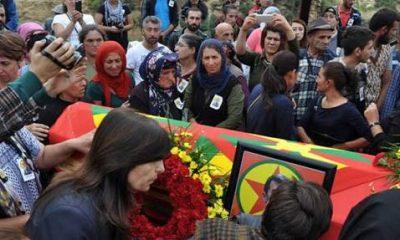 Tunceli'de öldürülen teröristin leşi Samsun'a getiriliyor