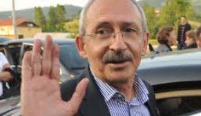 CHP Genel Başkanı Kemal Kılıçdaroğlu Samsun'da