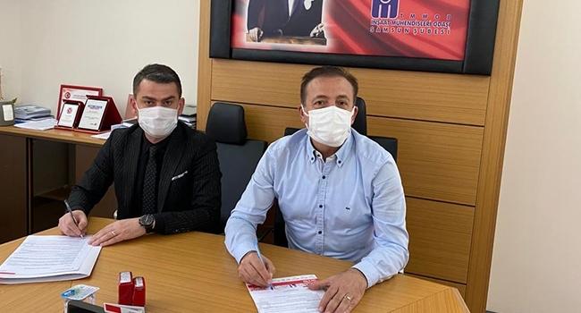 İnşaat Mühendisleri Odası Samsun, Sinop, Amasya, Ordu ve Tokat Şubeleri de Büyük Anadolu Hastaneleri dedi