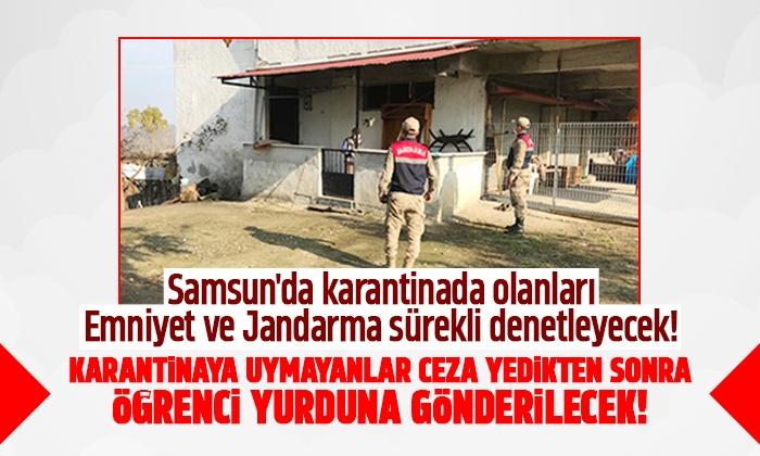 Samsun'da Vakalar Yüzde Yüz Arttınca Ek Önlemler Alındı