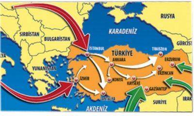 Türkiye'ye Virüs Nasıl Geldi?