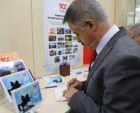Deveci'den Kılıçdaroğlu'na  100. yıl kartpostalı