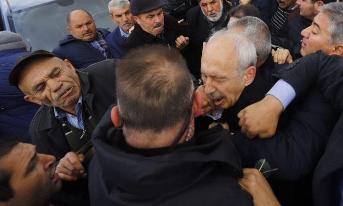 Kemal Kılıçdaroğlu'na saldıranın kim olduğu ortaya çıktı